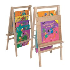 Big Book Easel and Hanging Storage