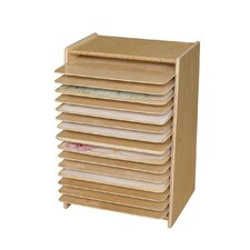 Mobile Drying and Storage Rack
