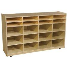 Bin Storage Cabinet