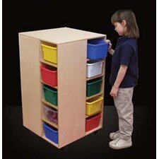 Cubby Spinner 10 Compartment Cubby