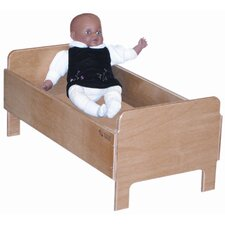 Doll Bed in Tuff Gloss