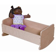 Doll Cradle in Tuff Gloss