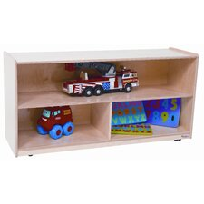 "<strong>Wood Designs</strong> 24"" Extra Deep Versatile Single Storage Unit"