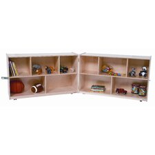 "<strong>Wood Designs</strong> 30"" X-Deep Folding Storage Unit"