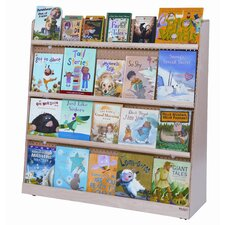 "48"" Jumbo Double Sided Book Display"