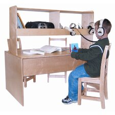 <strong>Wood Designs</strong> Listening Center in Tuff Gloss