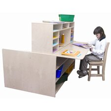 <strong>Wood Designs</strong> Read-N-Write Station