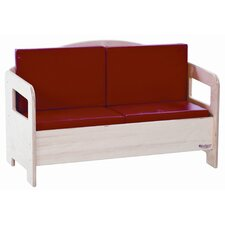 <strong>Wood Designs</strong> Natural Environment Kid's Sofa