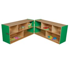 "<strong>Wood Designs</strong> 24"" Folding Storage Unit"