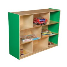 "36"" Mobile Single Storage Unit with Hardboard Back"