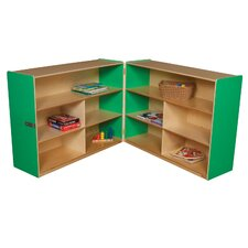 "<strong>Wood Designs</strong> 36"" Versatile Folding Storage Unit"