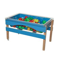 The Absolute Best Sand and Water Sensory Center Table without Lid