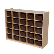 Natural Environment 25 Compartment Cubby