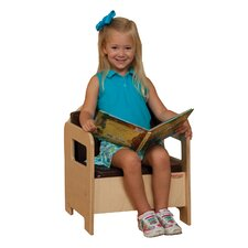 Natural Environment Kid's Club Chair