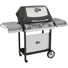 Ultra Chef U405 Gas Grill on Cart