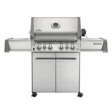 <strong>Napoleon</strong> Prestige I P500RSIB Gas Grill with Rear and Side Infrared Burners