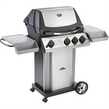 Ultra Chef Pedestal Model Grill