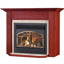 Classic Fireplace Mantel Surround