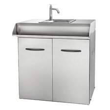 Mirage Series Outdoor Kitchen Sink
