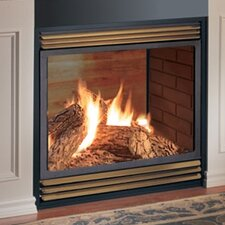 <strong>Napoleon</strong> See-Thru Vent Free Gas Fireplace