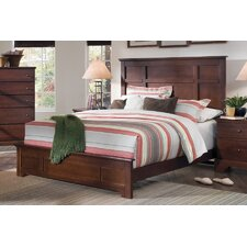 <strong>Carolina Furniture Works, Inc.</strong> Premier Queen Panel Bed