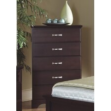 <strong>Carolina Furniture Works, Inc.</strong> Signature 5 Drawer Chest