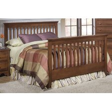 <strong>Carolina Furniture Works, Inc.</strong> Crossroads Slat Bed