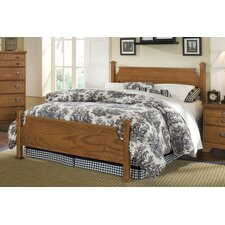 <strong>Carolina Furniture Works, Inc.</strong> Creek Side Full Four Poster Bed