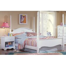 <strong>Carolina Furniture Works, Inc.</strong> Carolina Cottage Princess Four Poster Bed