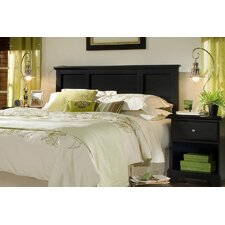 <strong>Carolina Furniture Works, Inc.</strong> Midnight Panel Headboard Bedroom Collection