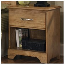 <strong>Carolina Furniture Works, Inc.</strong> Sterling 1 Drawer Nightstand