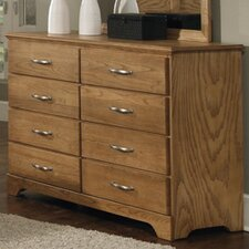 <strong>Carolina Furniture Works, Inc.</strong> Sterling Tall 8 Drawer Dresser