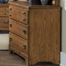<strong>Carolina Furniture Works, Inc.</strong> Creek Side 3 Drawer Dresser