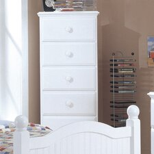 <strong>Carolina Furniture Works, Inc.</strong> Carolina Cottage 6 Drawer Chest