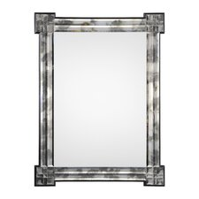 "<strong>Bunny Williams for Mirror Image Home</strong> 48"" H x 36"" W Deco Mirror"