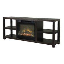 "64"" Media Electric Fireplace"