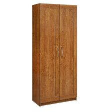 "29.63"" Wide Framed Door Storage Cabinet"