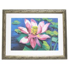 Premier Water Lilly II Wall Art