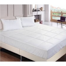 Bed Bug & Dust Mite Control Water Resistant Polypropylene Mattress Pad