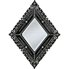 Diamond Small Venetian Mirror