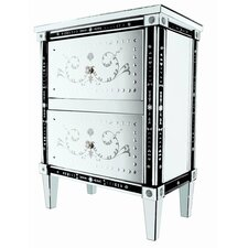 Rita Venetian Mirror Cabinet