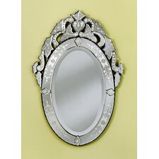 <strong>Venetian Gems</strong> Olympia Large Wall Mirror