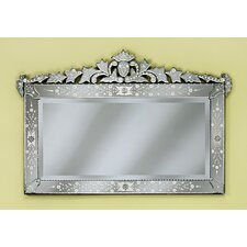 <strong>Venetian Gems</strong> Loreta Medium Wall Mirror