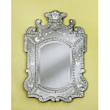 <strong>Venetian Gems</strong> Royale Small Venetian Wall Mirror