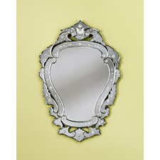 Dahlia Small Venetian Wall Mirror