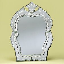 <strong>Venetian Gems</strong> Queen Vanity Venetian Table Mirror