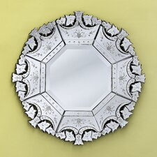 <strong>Venetian Gems</strong> Lisa Wall Mirror