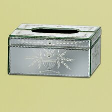 Prima Mirror Tissue Box