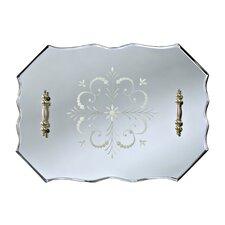 Mariposa Mirror Tray