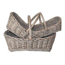 French 3 Piece Gathering Basket Set